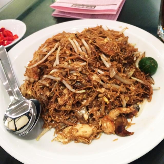 Penang Fried Mee Suah By Darwis Limarta Burpple