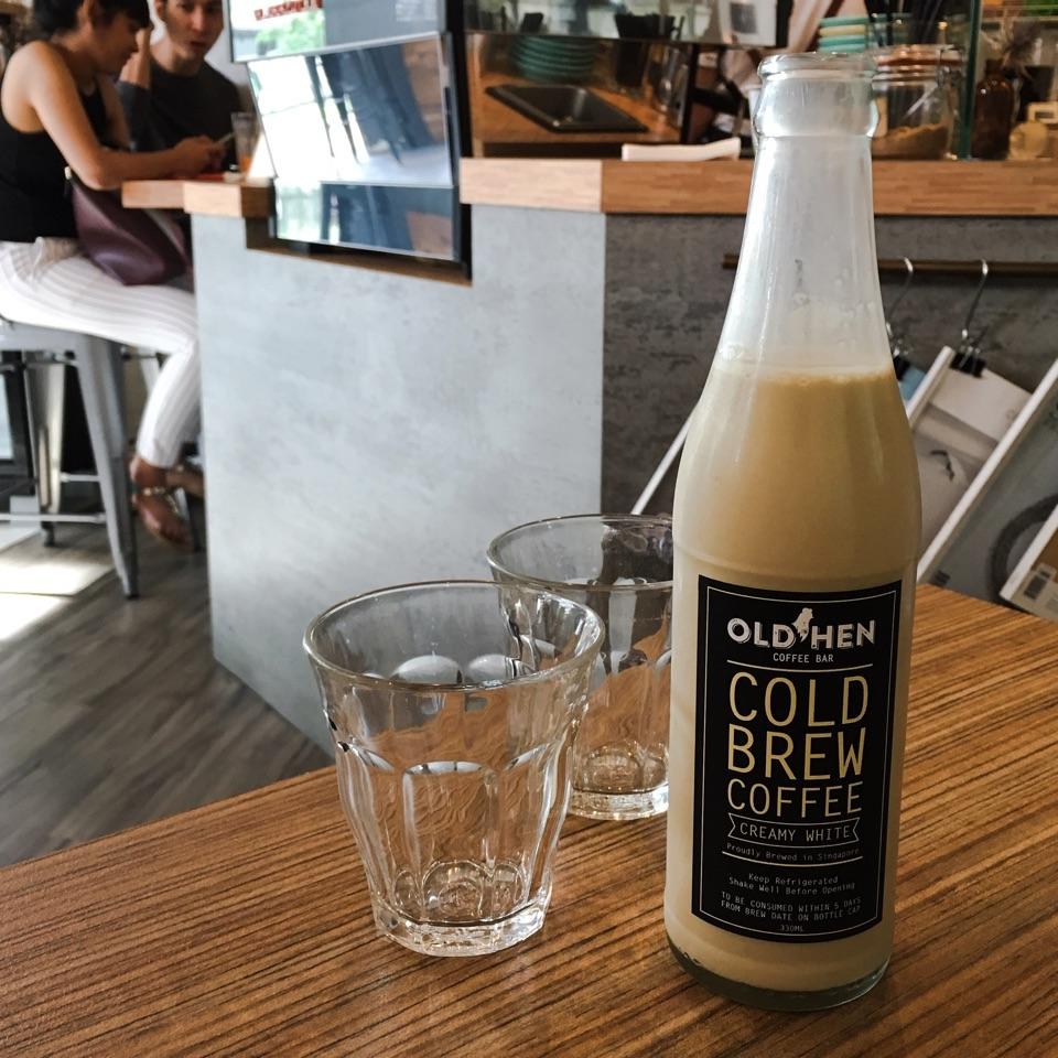 Cold Brew (White)