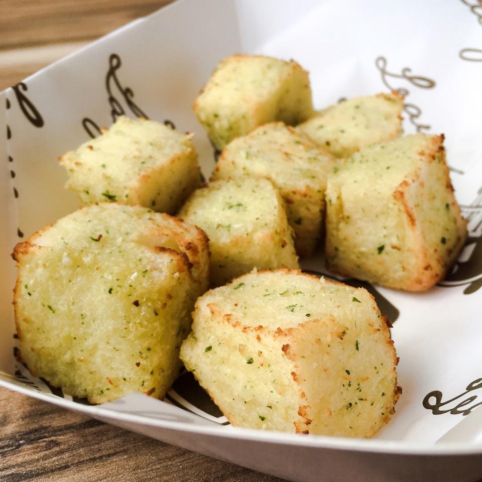 Garlic Golden Toast