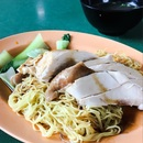 Hong Kong Soya Sauce Chicken Noodle Rice (Beauty World Food Centre)