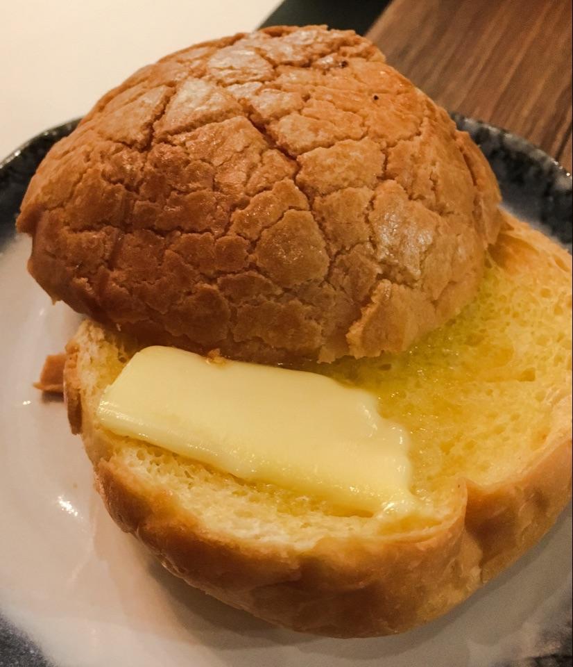 Butter Polo Bun