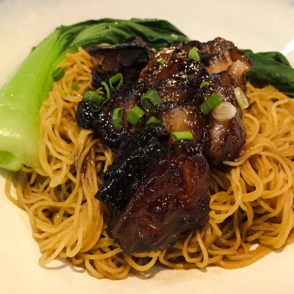 Signature Fei Po Char Siew Noodle