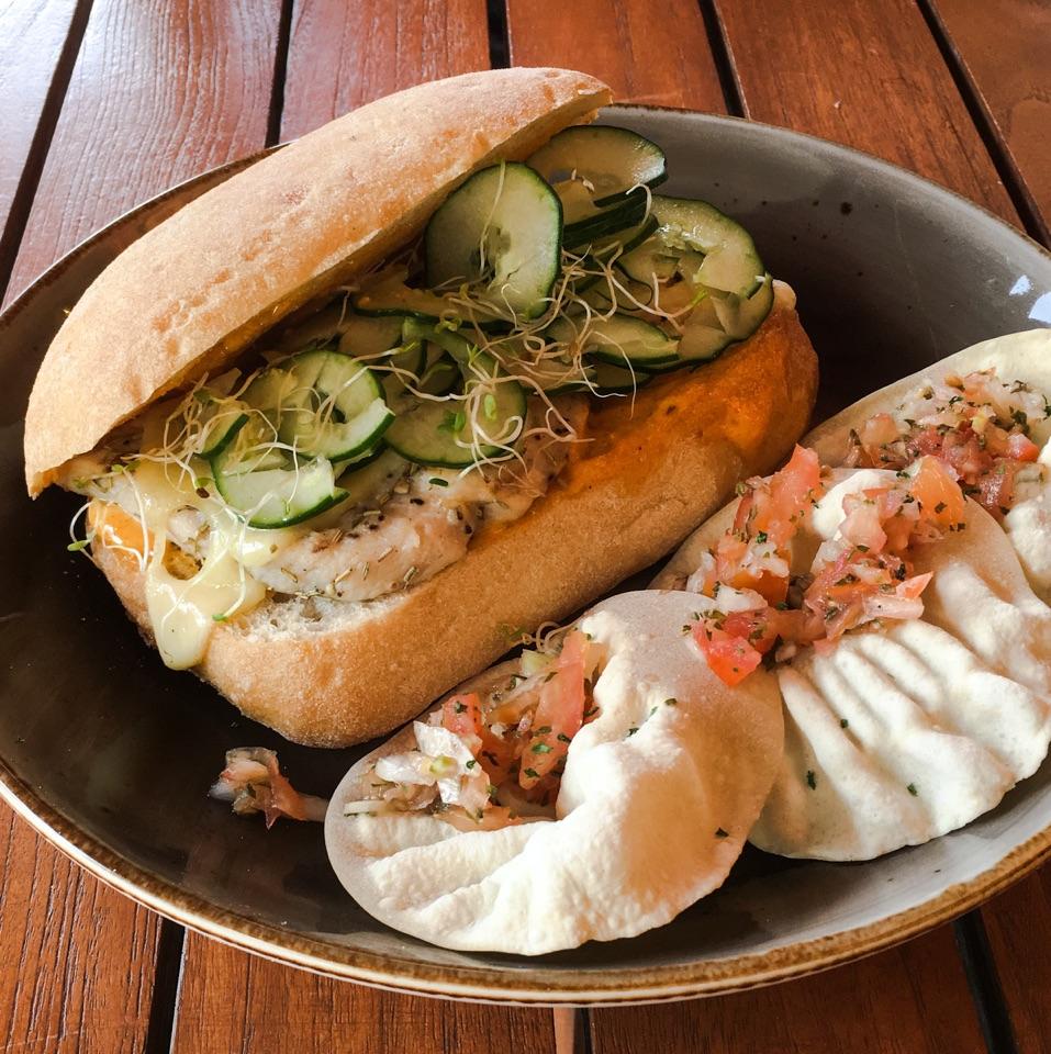 Herb Chicken Sandwich