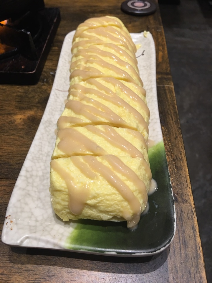 Honey Mustard Cheese Roll