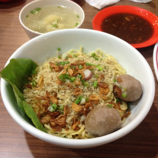 Makanan Indonesia Oriental