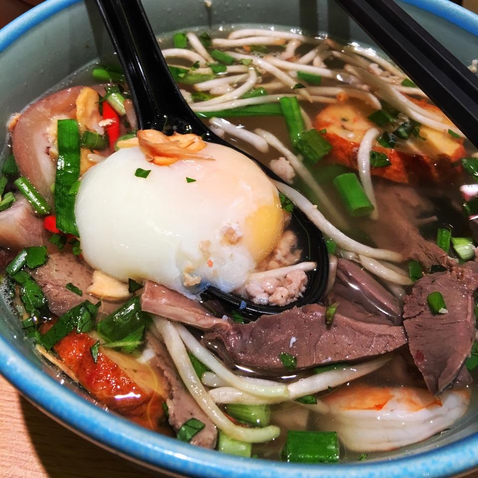 Phnom Penh Style Noodles