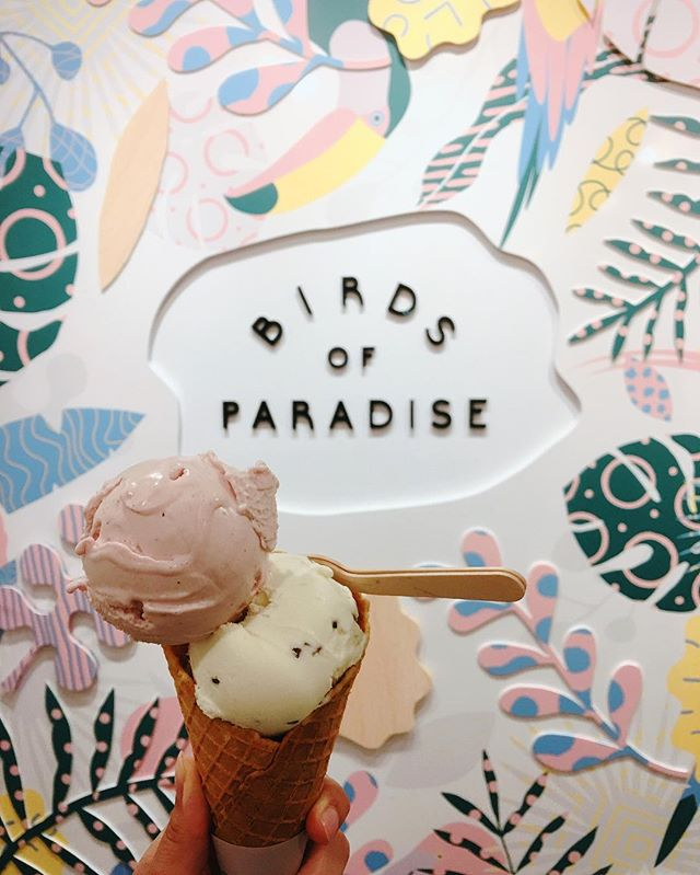 Get your chillz on, and may your week be as smooth as these lovely scoops.🍦