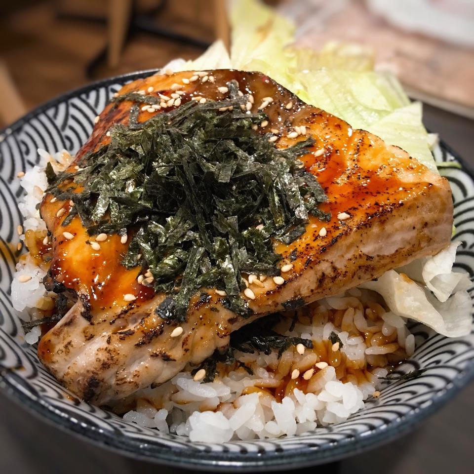 Hamachi Teriyaki Don ($16.80)