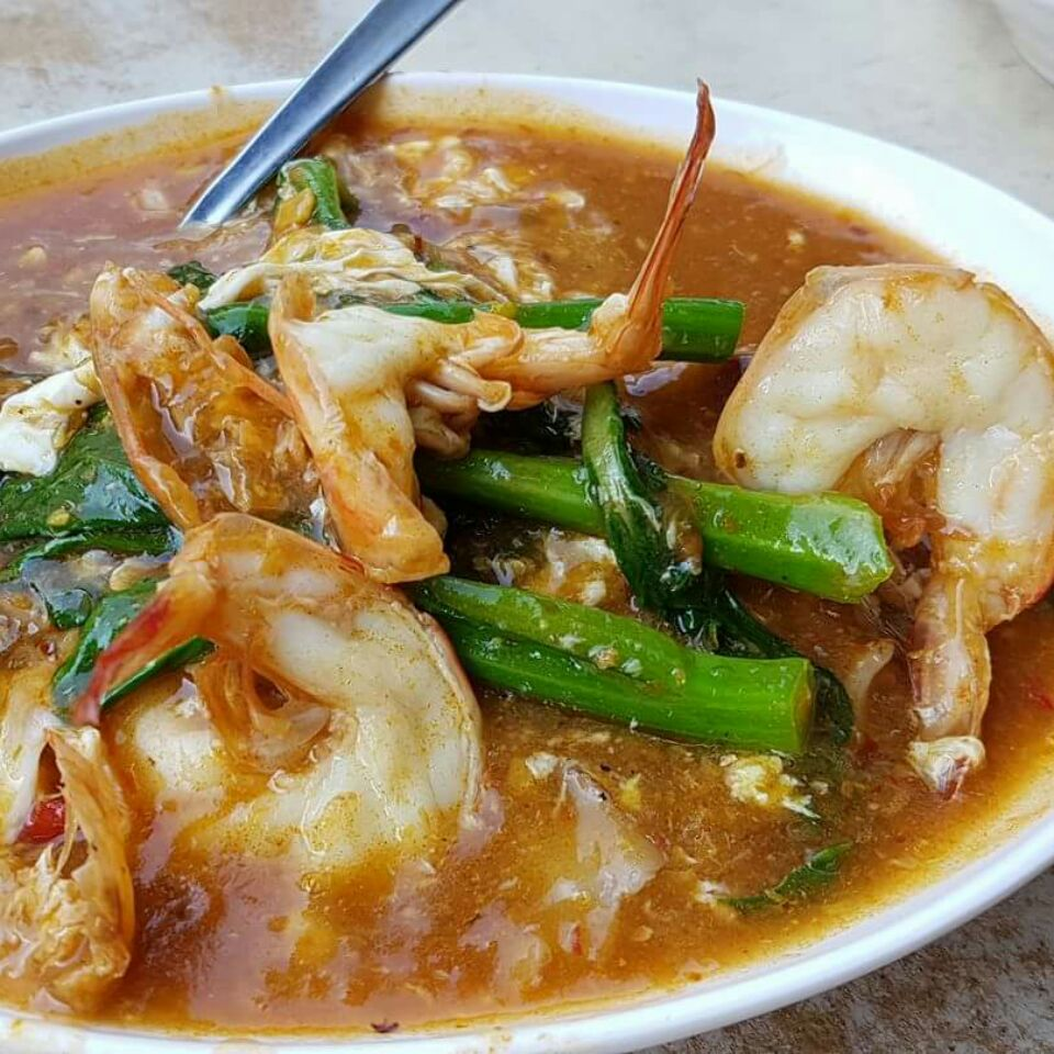 Big Prawns Hor Fun