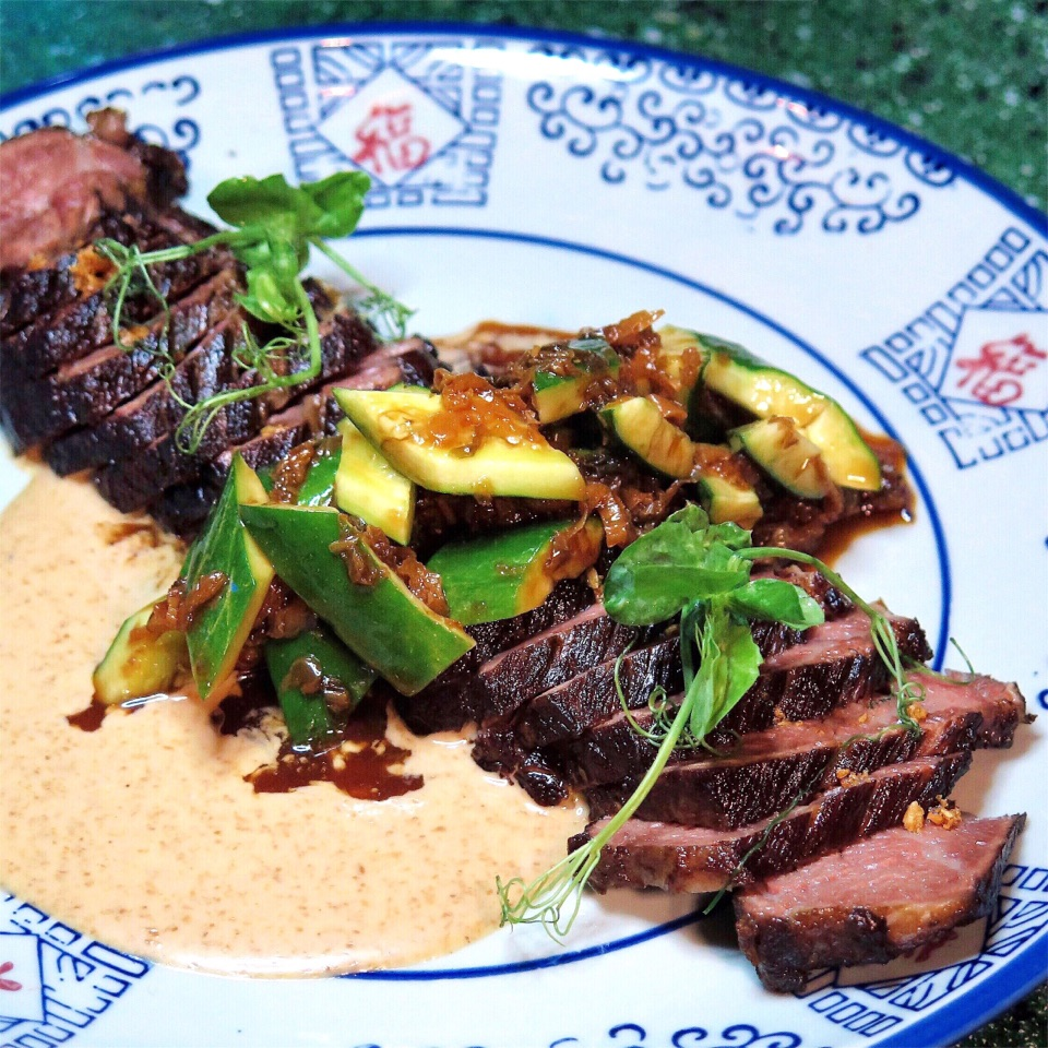 Twice-cooked Angus Short Ribs [$36]