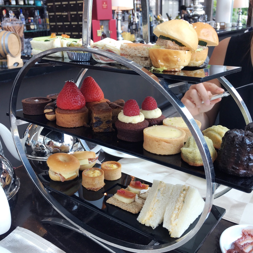 Fullerton Hotel High Tea: Best Value For Money High Tea Buffet By Amanda Jayne