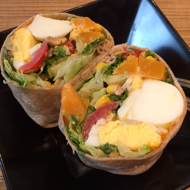 Make-your-own wrap