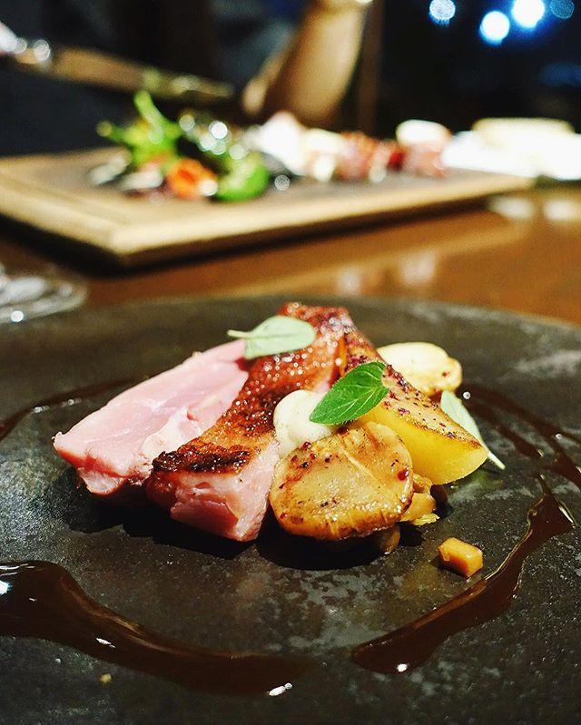 New Post- Loving what @stevetma dishes out at @pollenrestaurantsg!