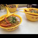 Curry Seafood Noodles