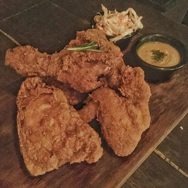 Southern Fried Chicken ($20++) from The Beast.