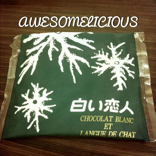 Chocolat Blanc Et Langue De Chat Awesomelici 140 183