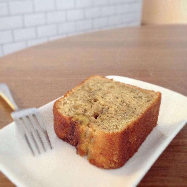 Banana Tin Loaf (RM6.50)