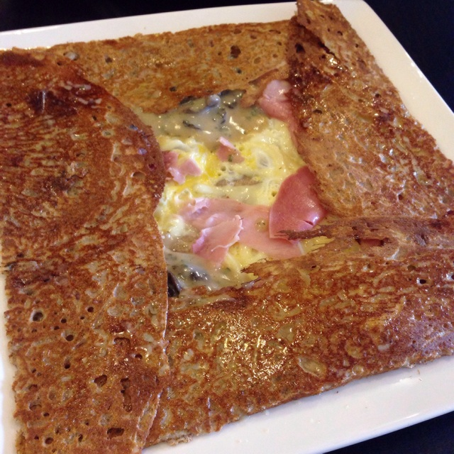 Delicious Organic, Gluten-free French Crepes
