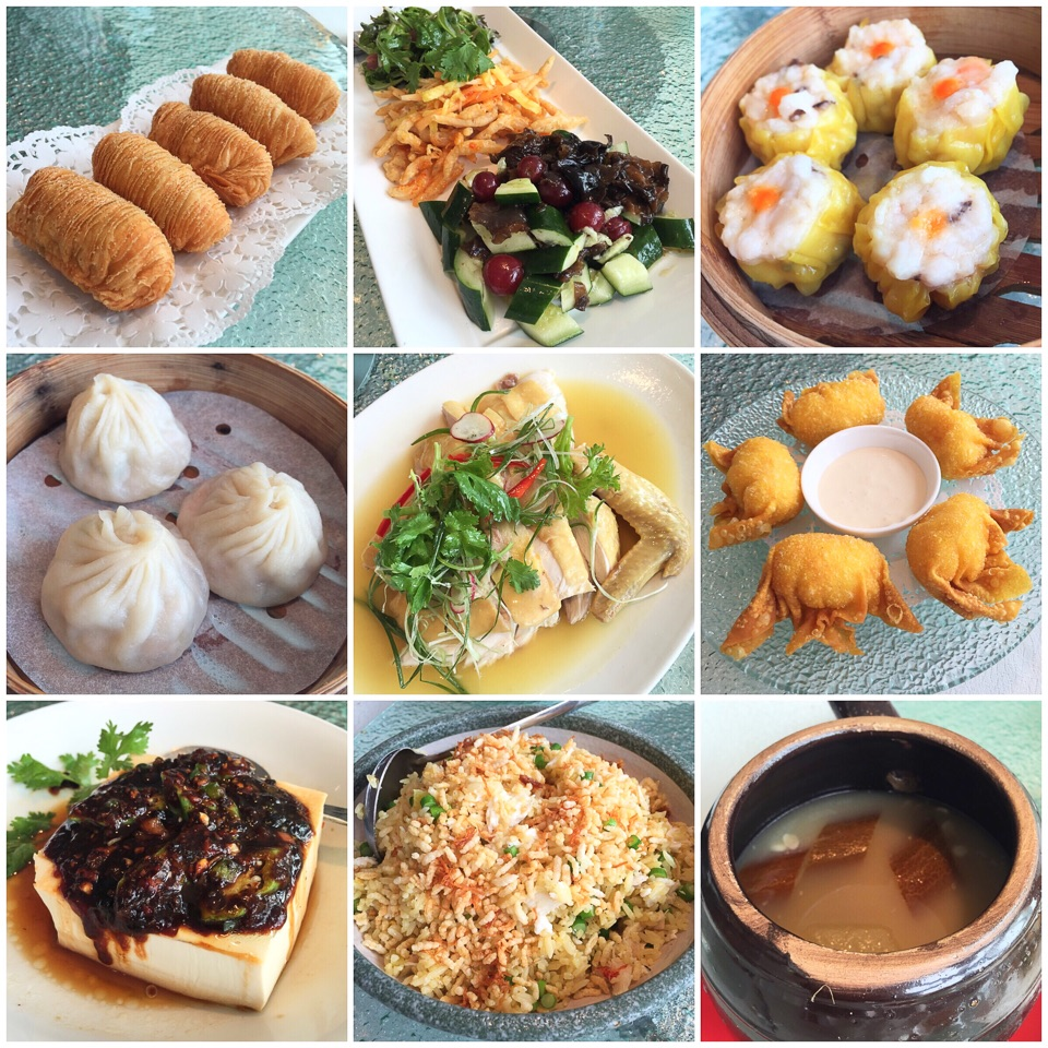 Where Chinese-style Set Lunch Can Be Had In A Non-Traditional Setting ($33++ per person)
