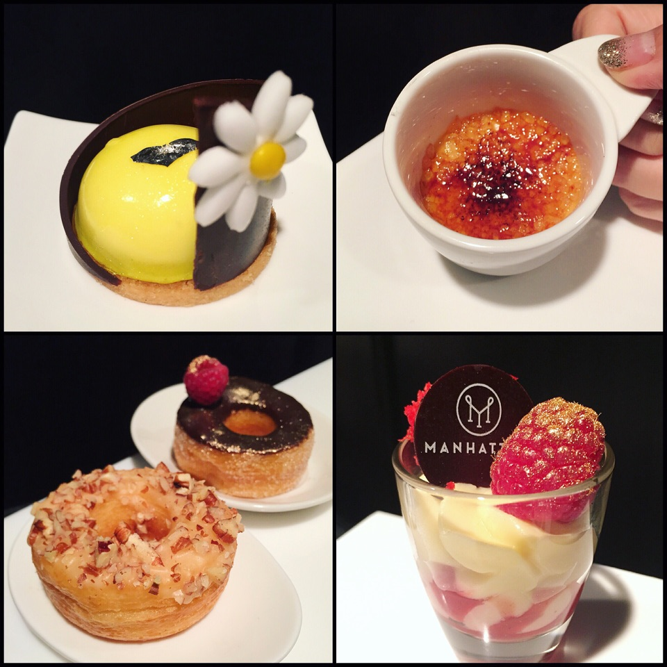 This Free-flow Cocktail Brunch Has Good Desserts Too ($150++ per adult, Sundays only)