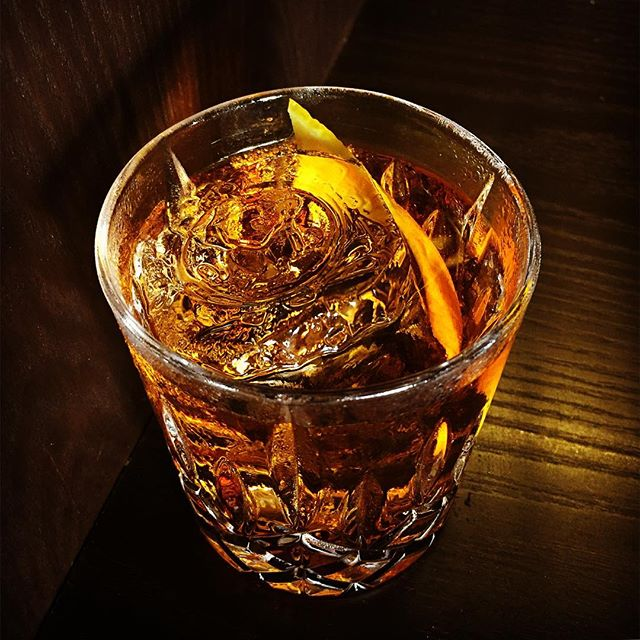 There's Negroni, and there's Aged Negroni.