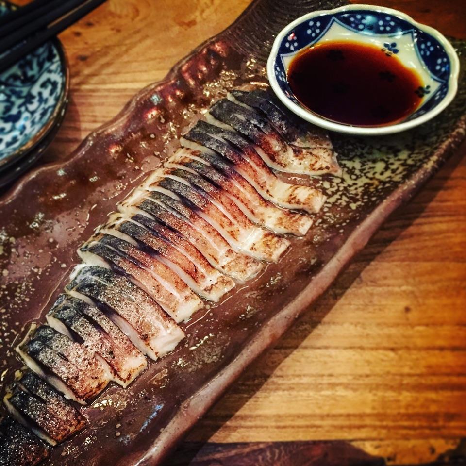 Aburi Shimesaba ($13++)