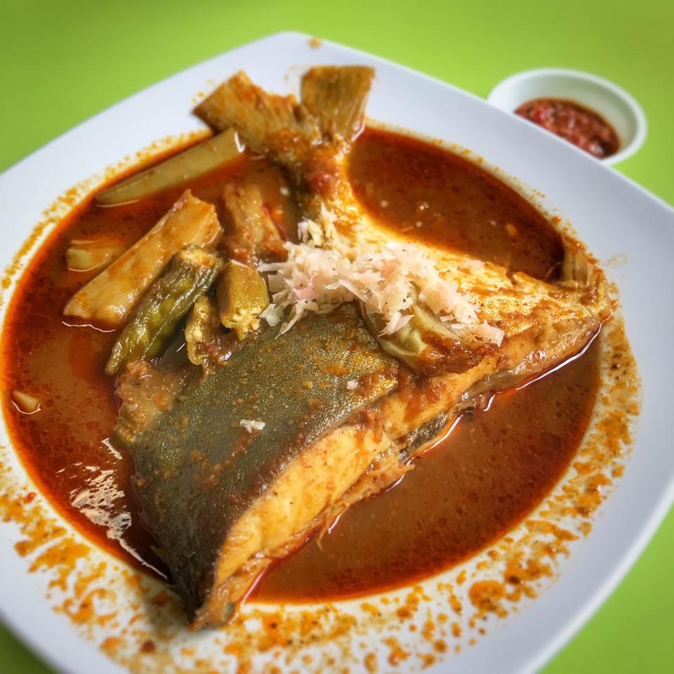 Assam Fish ($8.50)
