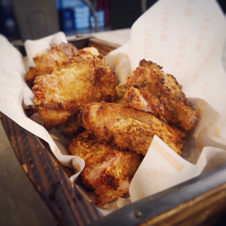 Oil-free Oven-baked Chicken ($20++ for 9 boneless pieces)