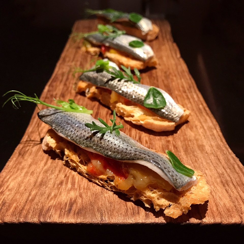 Pintxos  ($26++ for 4)