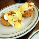 Thinking of having eggs benedict with salmon on toast for breakfast tmr.