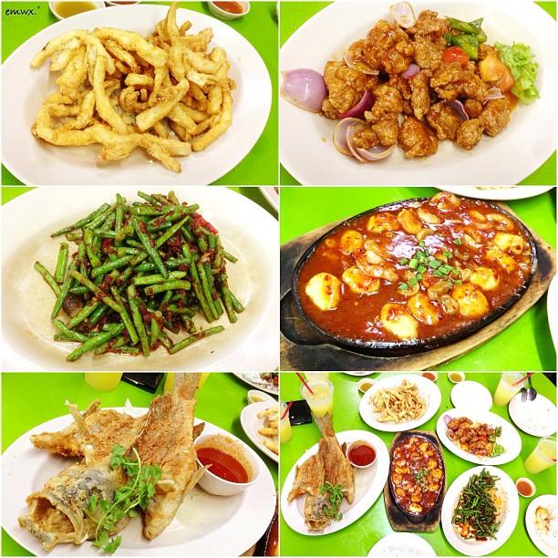 Thai Food Yishun Industrial Park