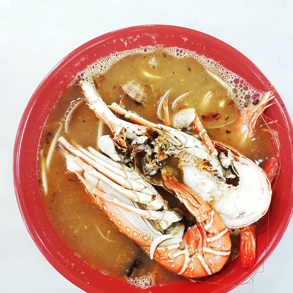 Lobster Beehoon Soup [$24.90]