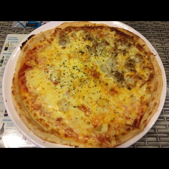2 in 1 pizza
