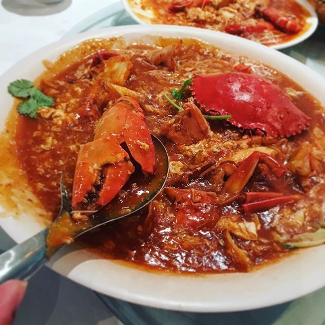 Did not manage to snap a pic of their fame lobster porridge which I feel is warming, flavourful and comforting.