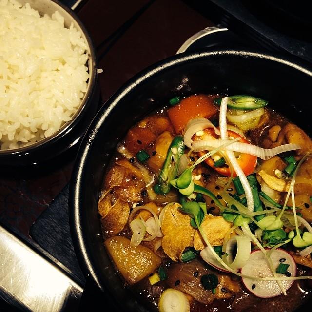 For Healthier Korean Meals