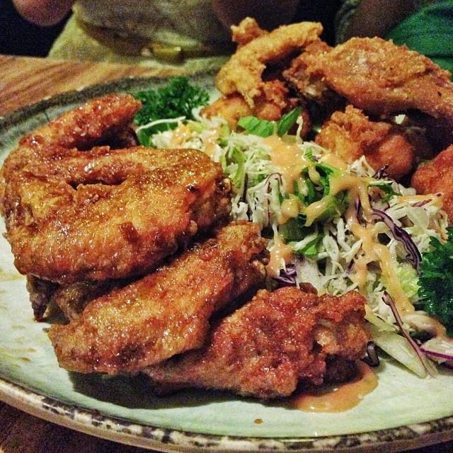 For Korean Fried Chicken