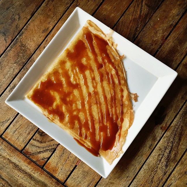 For Authentic Crepes & Galettes