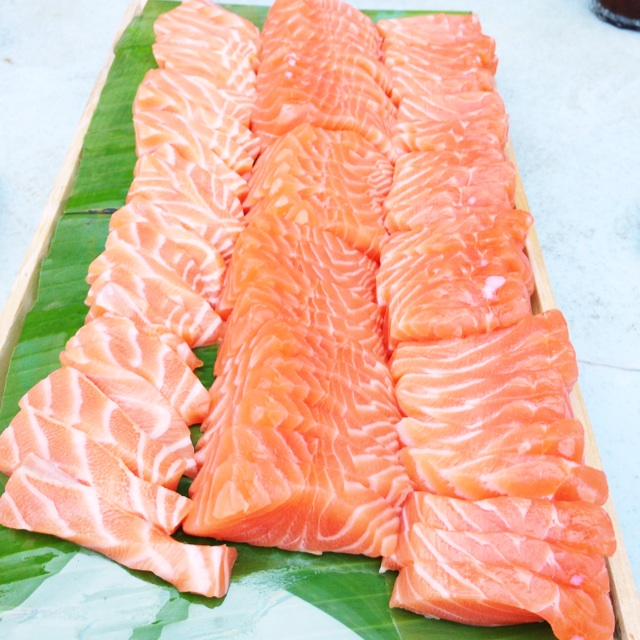 For Super Fresh and Affordable Sashimi