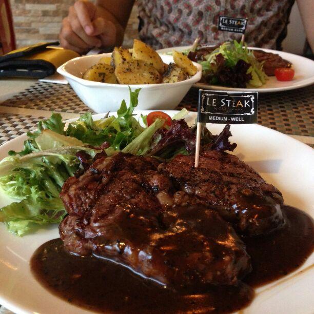 For Steak Dinners
