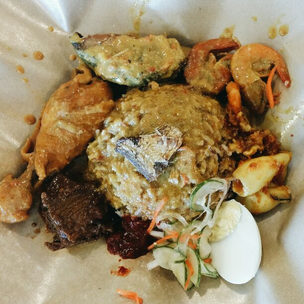 For A Taste Of East Coast Nasi Dagang