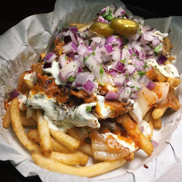 For Irresistibly Bold Kimchi Fries
