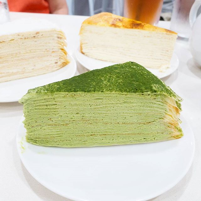 For Thin-as-Paper Crepe Cakes