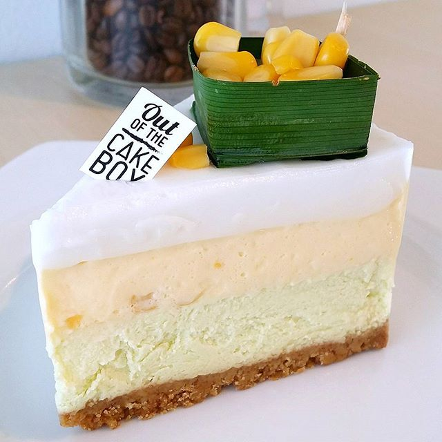 For Beautifully Made Thai-Inspired Cakes