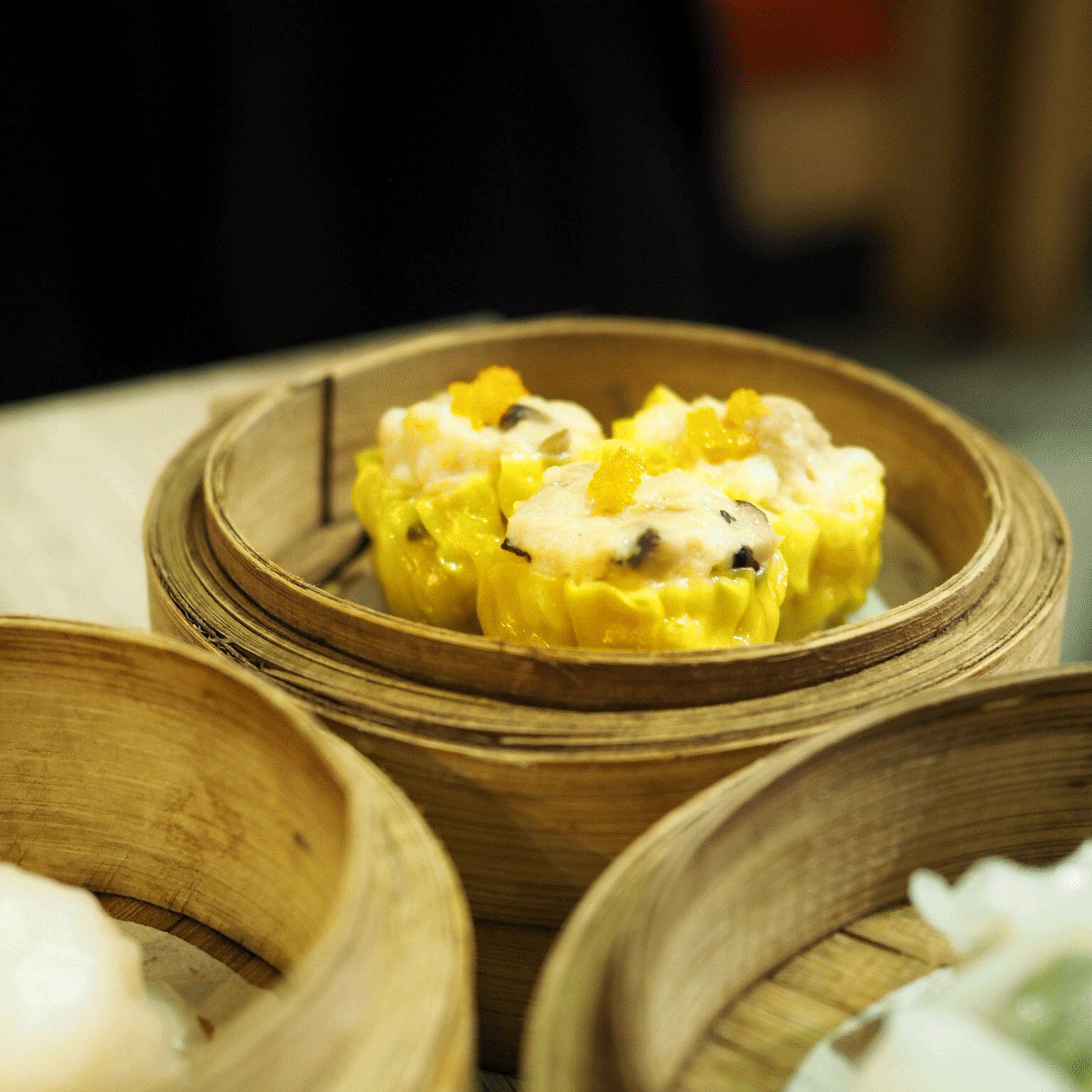 For Dim Sum In A Modern Setting