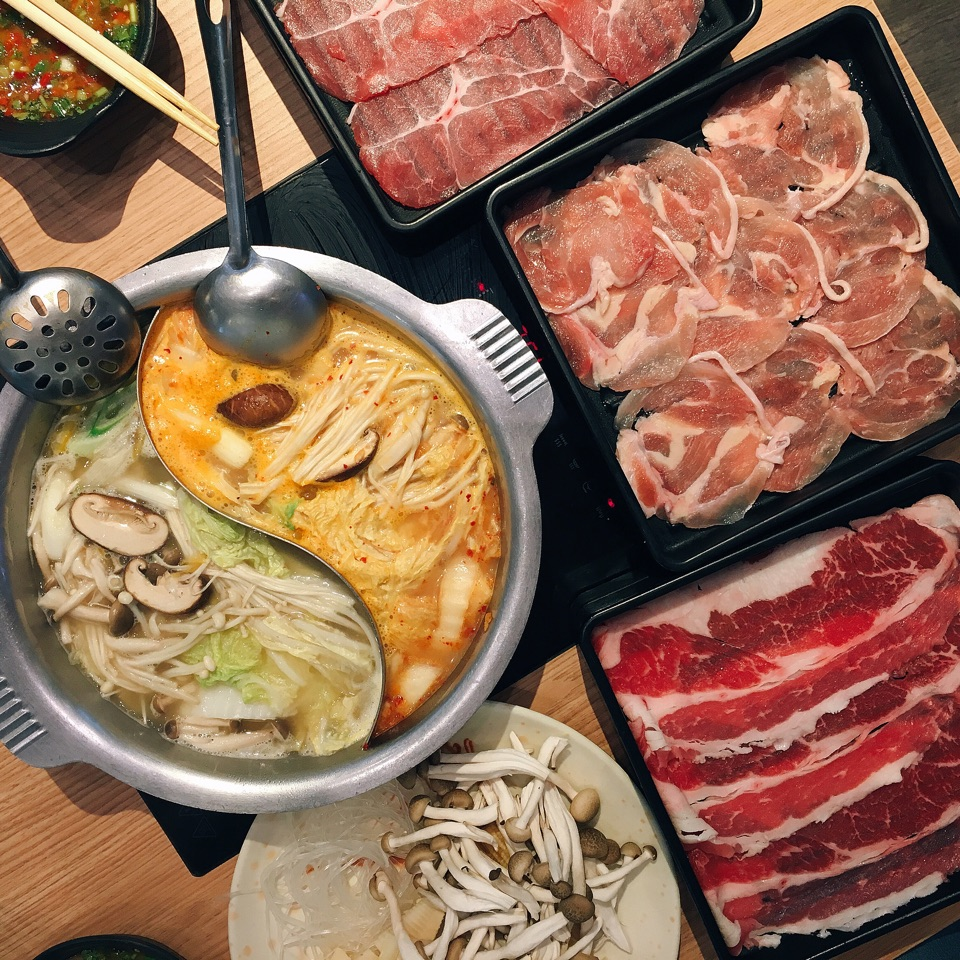 For Japanese Shabu with Unique Soup Bases