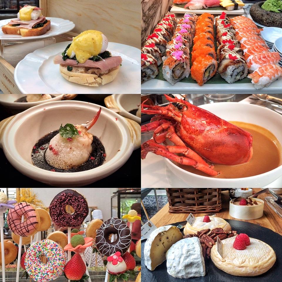 For a Splurge-Worthy Boozy Seafood Brunch