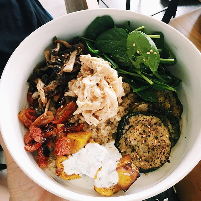 For an Underrated Grain Bowl in Bukit Timah