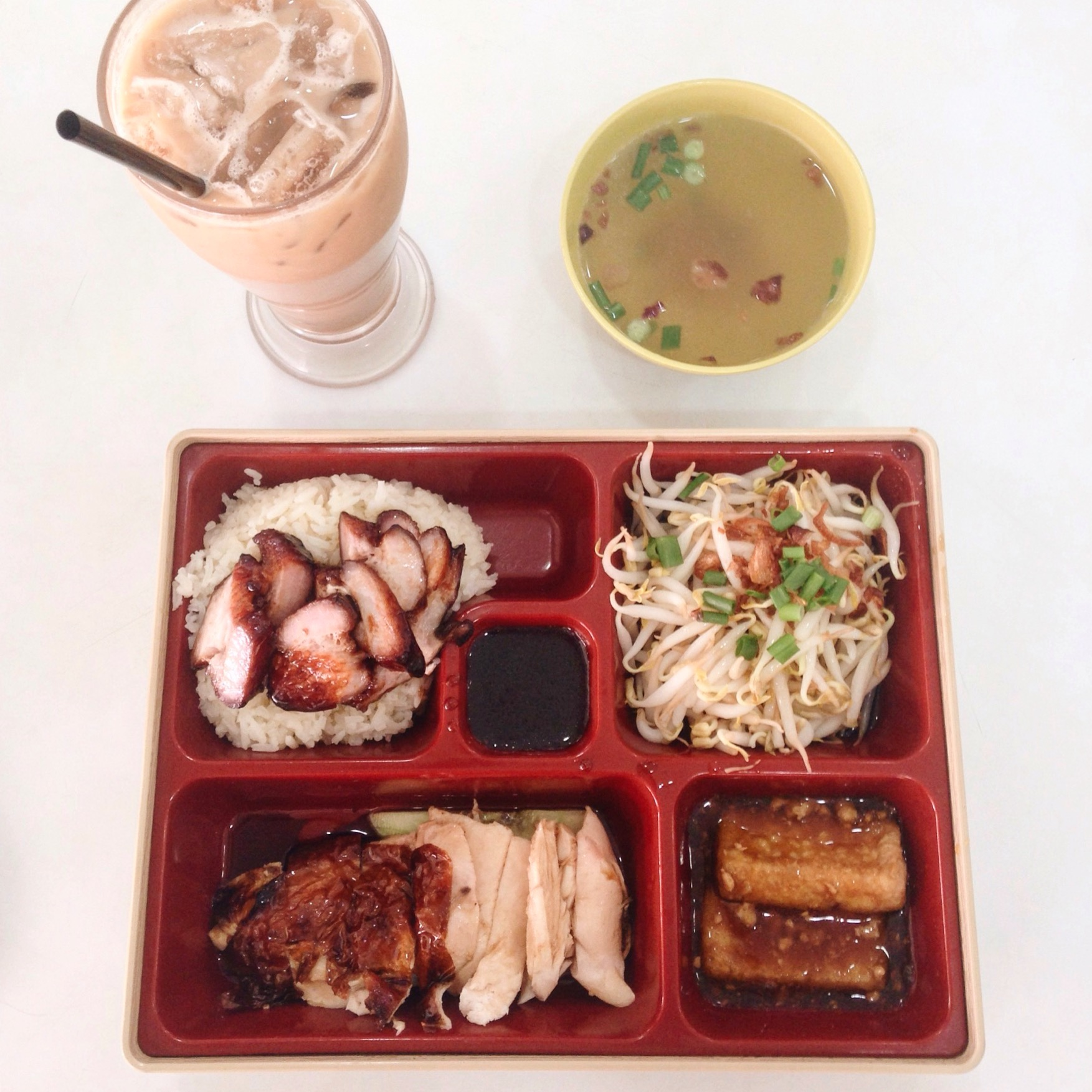 For Organic Chicken Rice Lunches