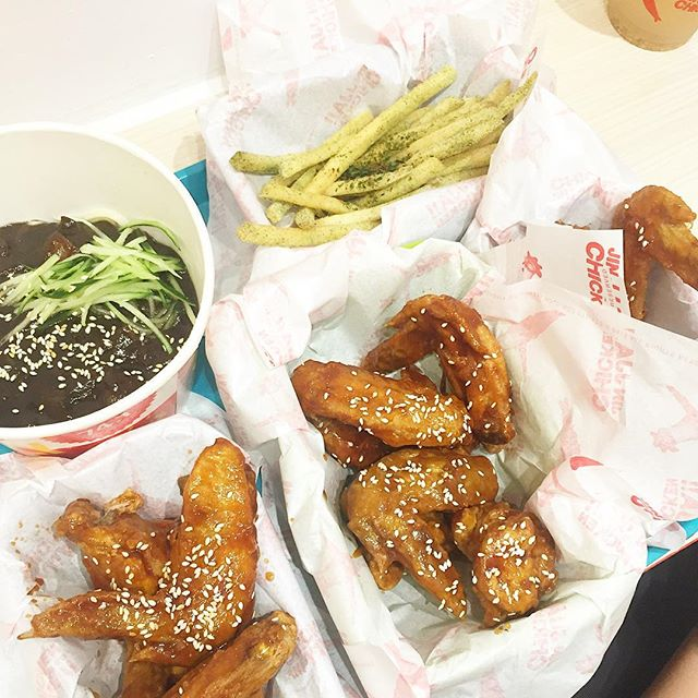 For Halal-Certified Korean Fried Chicken