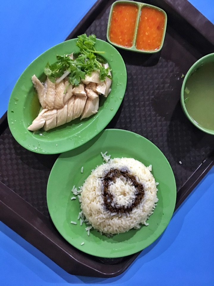 For Cheap and Good Chicken Rice